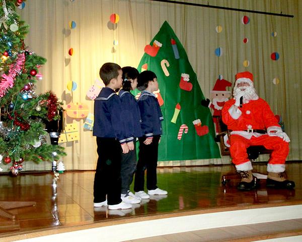 クリスマス会